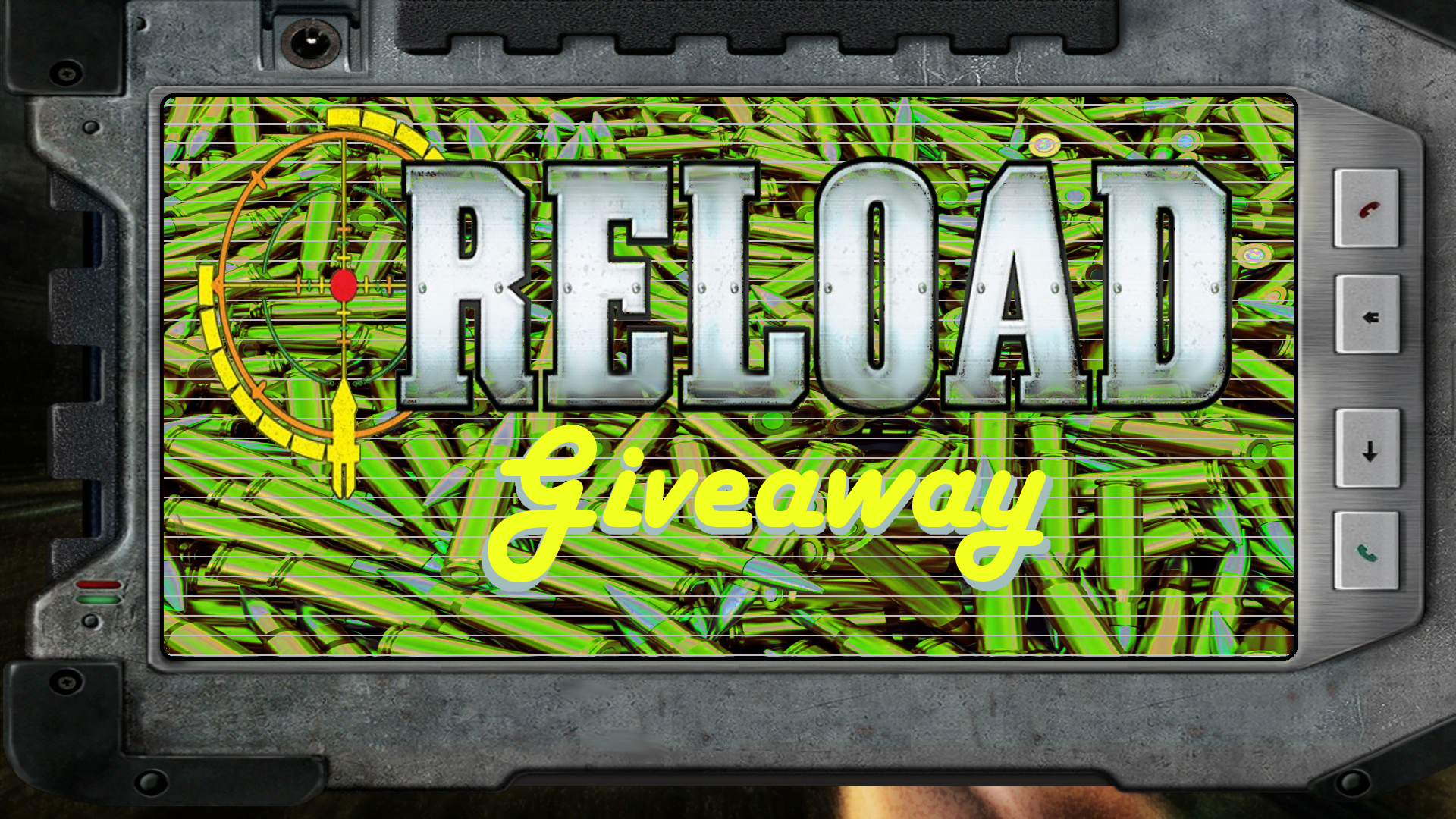 Photo of GIZORAMA Giveaway: Reload