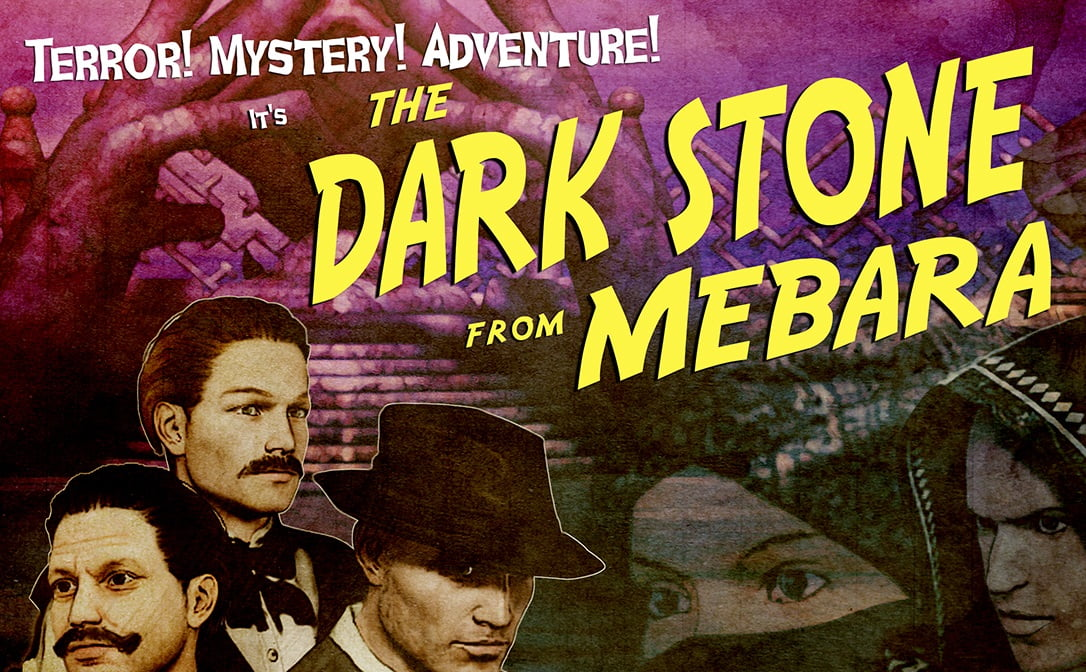 Photo of But Stranger Still is Lost Carcosa: The Dark Stone from Mebara Review