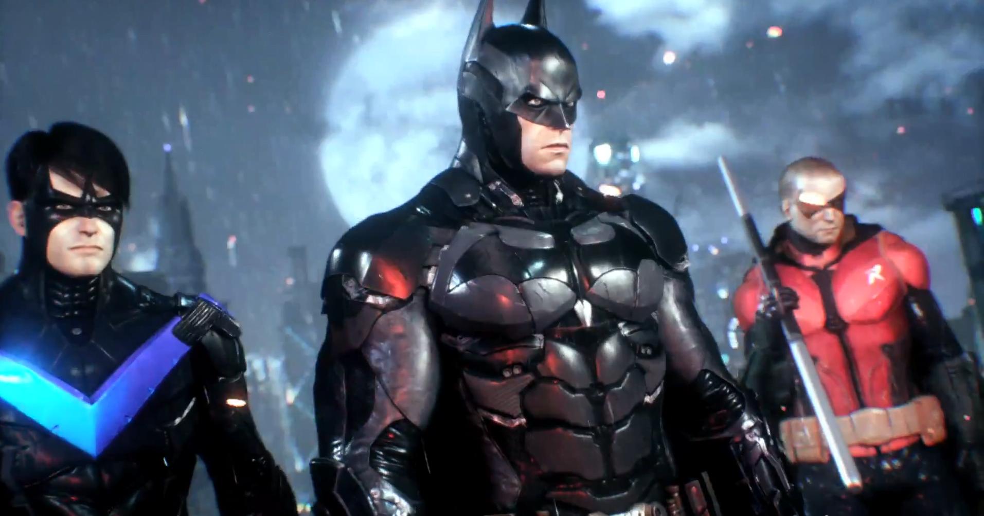 "Batman: Arkham Knight ""All Who Follow You"" Trailer ..."