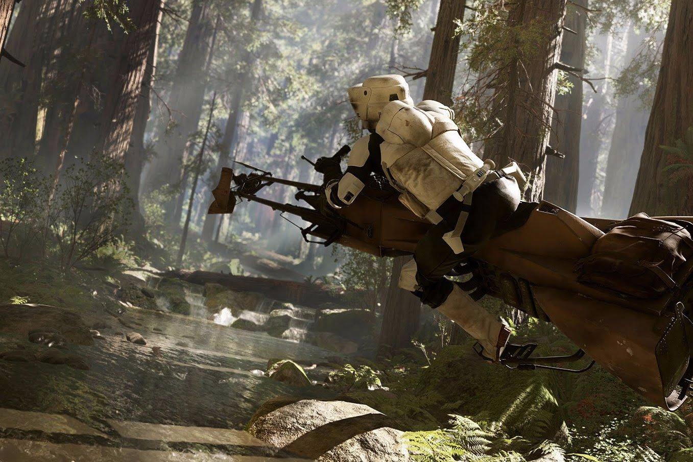 Photo of Star Wars: Battlefront Trailer