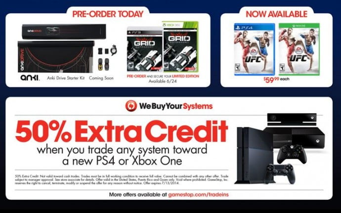Eb games ps3 system trade in value