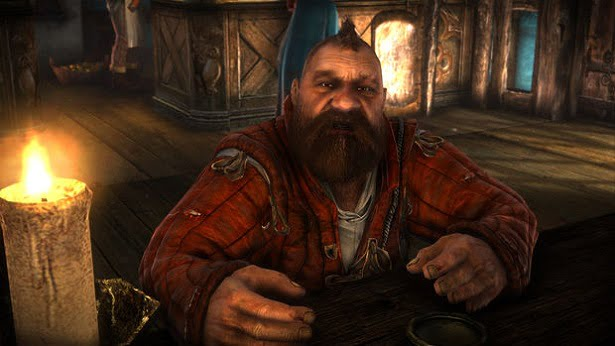 Zoltan, a dwarf, can be found in a pub for most of the game.