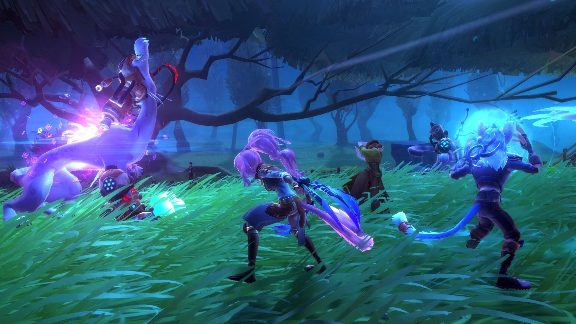Photo of MMO WildStar Free-To-Play Announcement Trailer
