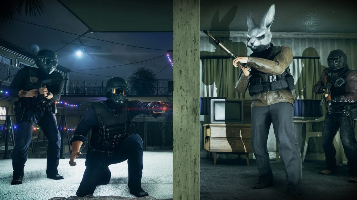 Photo of Battlefield Hardline: Criminal Activity Trailer Revealed