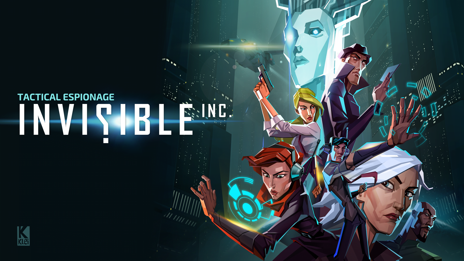Photo of Out of Sight – Invisible Inc. Review
