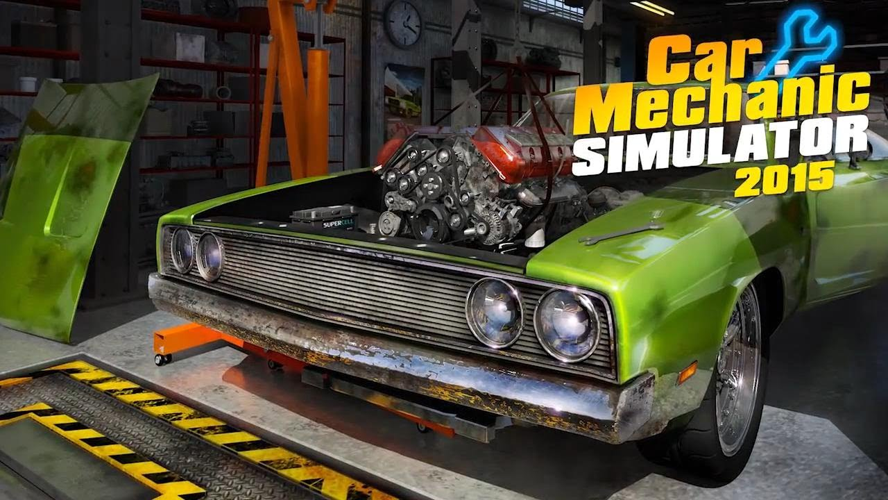 Photo of Not Fast, Still Furious – Car Mechanic Simulator 2015 Review