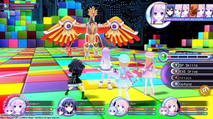 Bet you wouldn't expect a game this colorful to touch on themes of religious fanaticism and the effect of the Internet on the economy and the idea of copyright, would you?