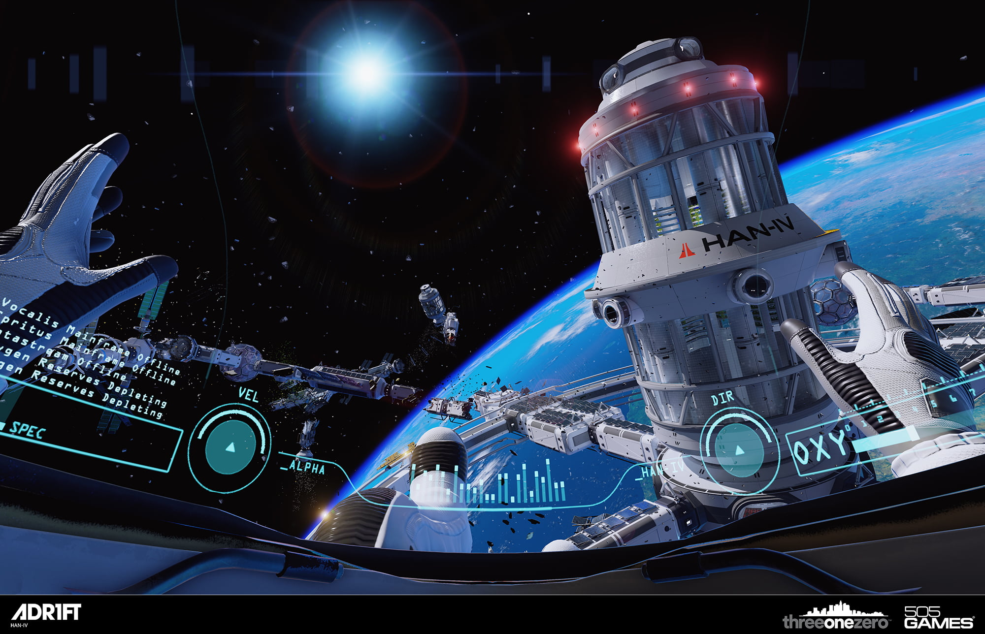 Photo of Space Thriller Adr1ft Gets Chilling E3 Trailer