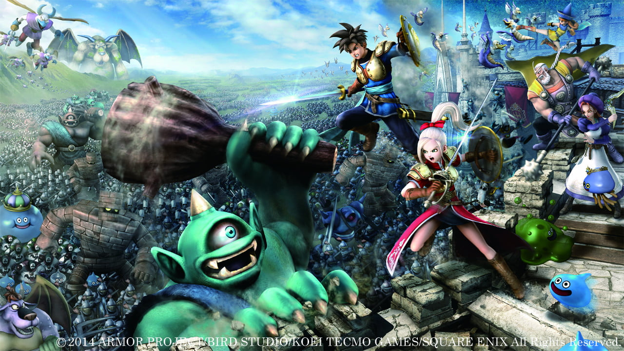 Photo of Dragon Quest Heroes Collector's and Day One Editions Announced