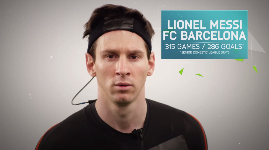 Photo of FIFA 16's No Touch Dribbling with Leo Messi