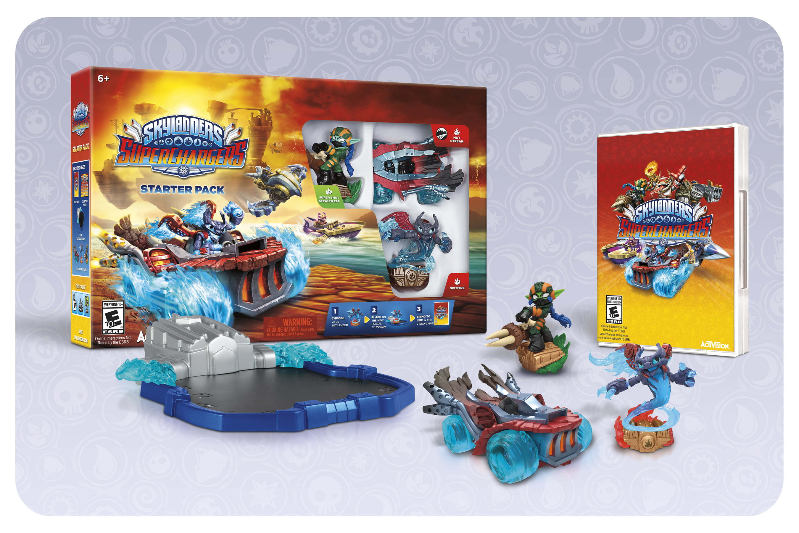 Photo of Activision Announces New Skylanders SuperChargers
