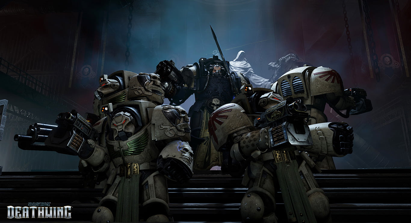 Photo of Space Hulk: Deathwing Reveals Genestealer Horde in New Screenshots
