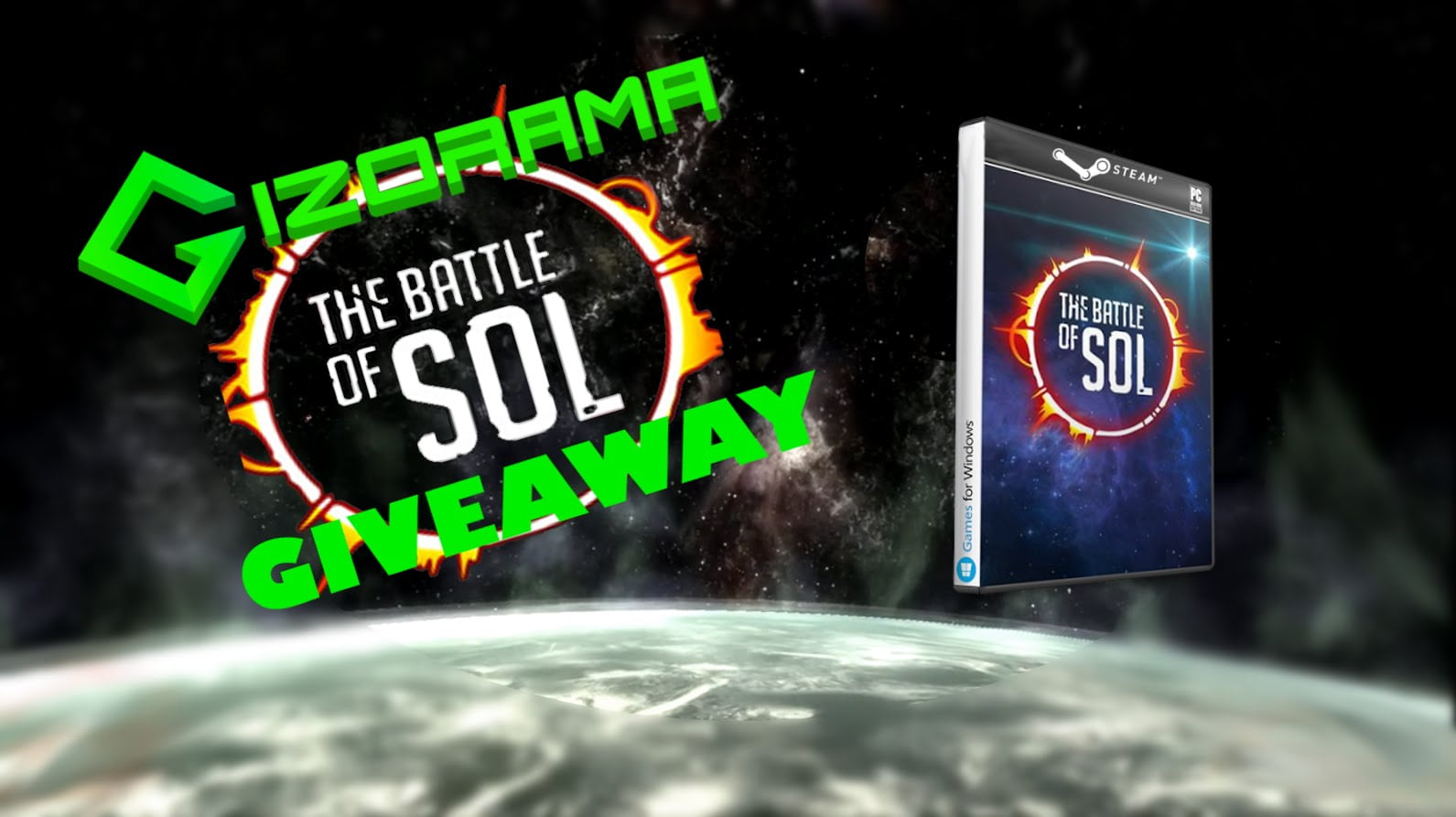 Photo of GIZORAMA Giveaway: The Battle of Sol