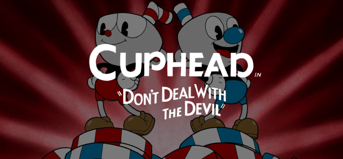 Cuphead in Don t Deal with the Devil