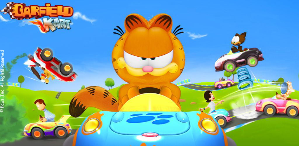 Photo of Garfield Kart Review