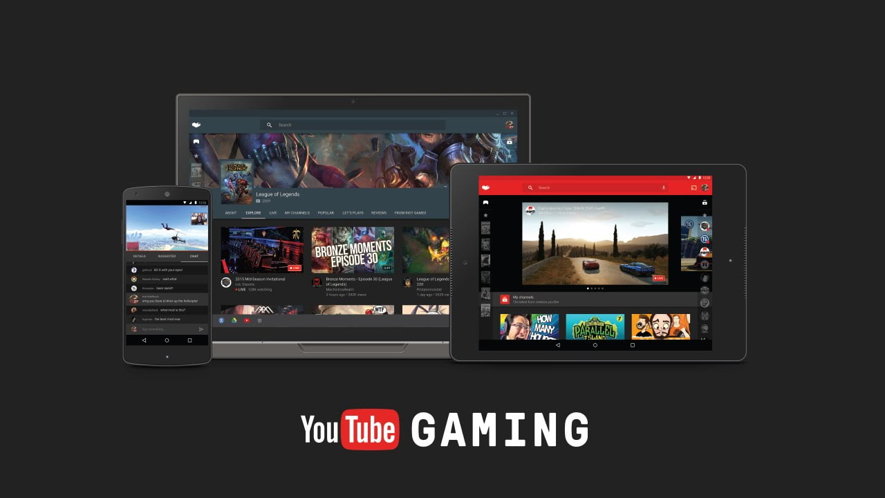 Photo of YouTube Gaming Officially Launches Today