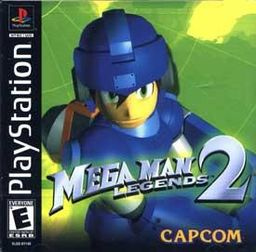 I love you, Mega Man Legends 2, but I should have finished you when I rented you. I'm sure as hell not gonna buy you these days.