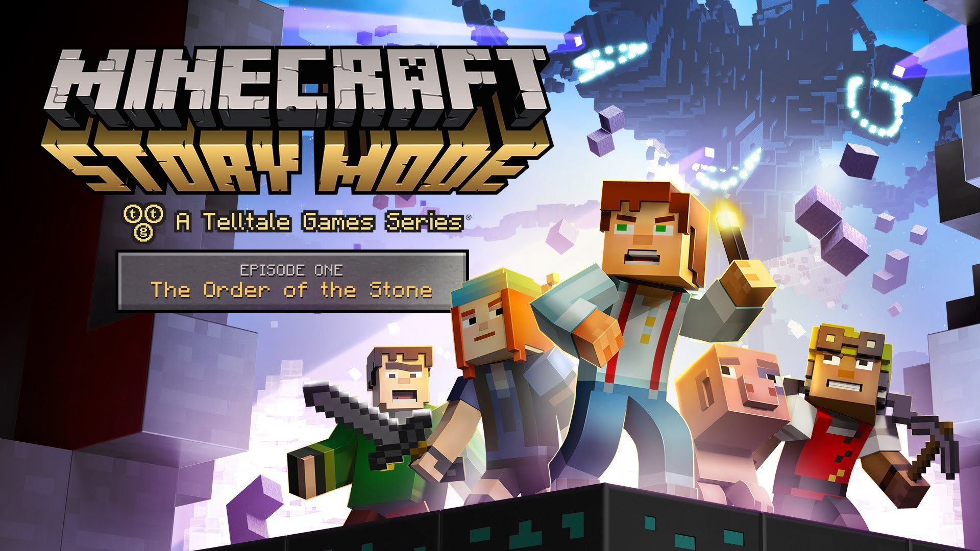 Photo of Minecraft: Story Mode – Episode One: The Order of the Stone Trailer