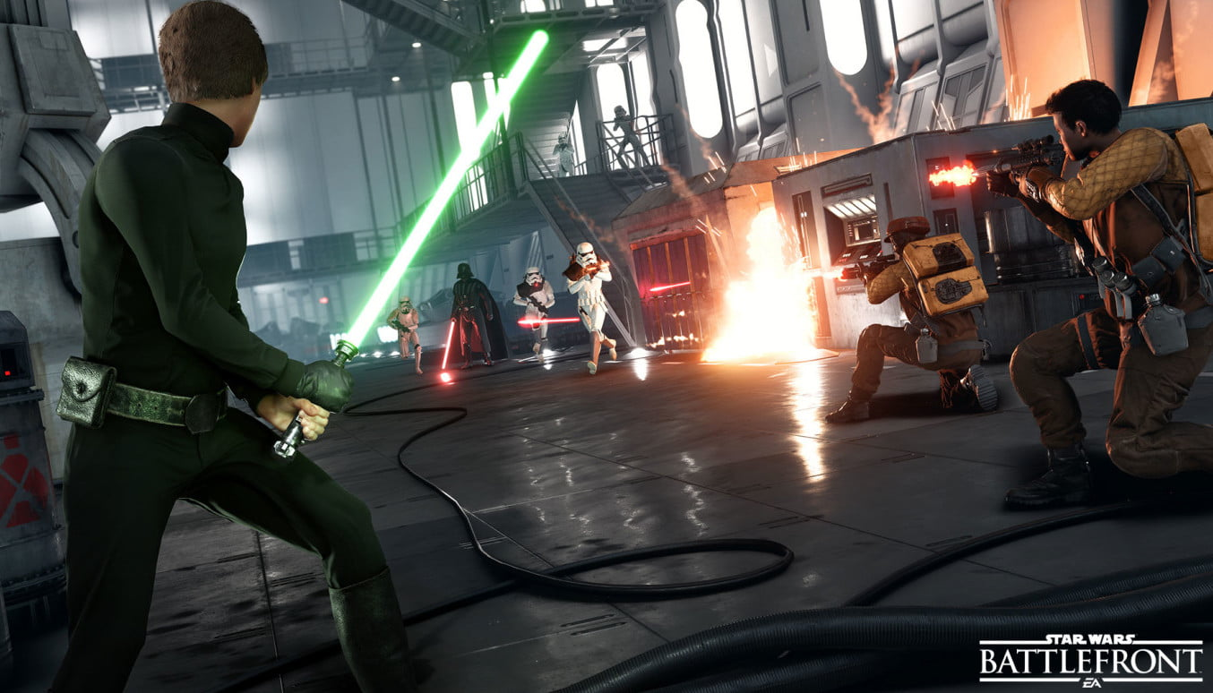 Photo of Three New Game Modes Announced for Star Wars: Battlefront