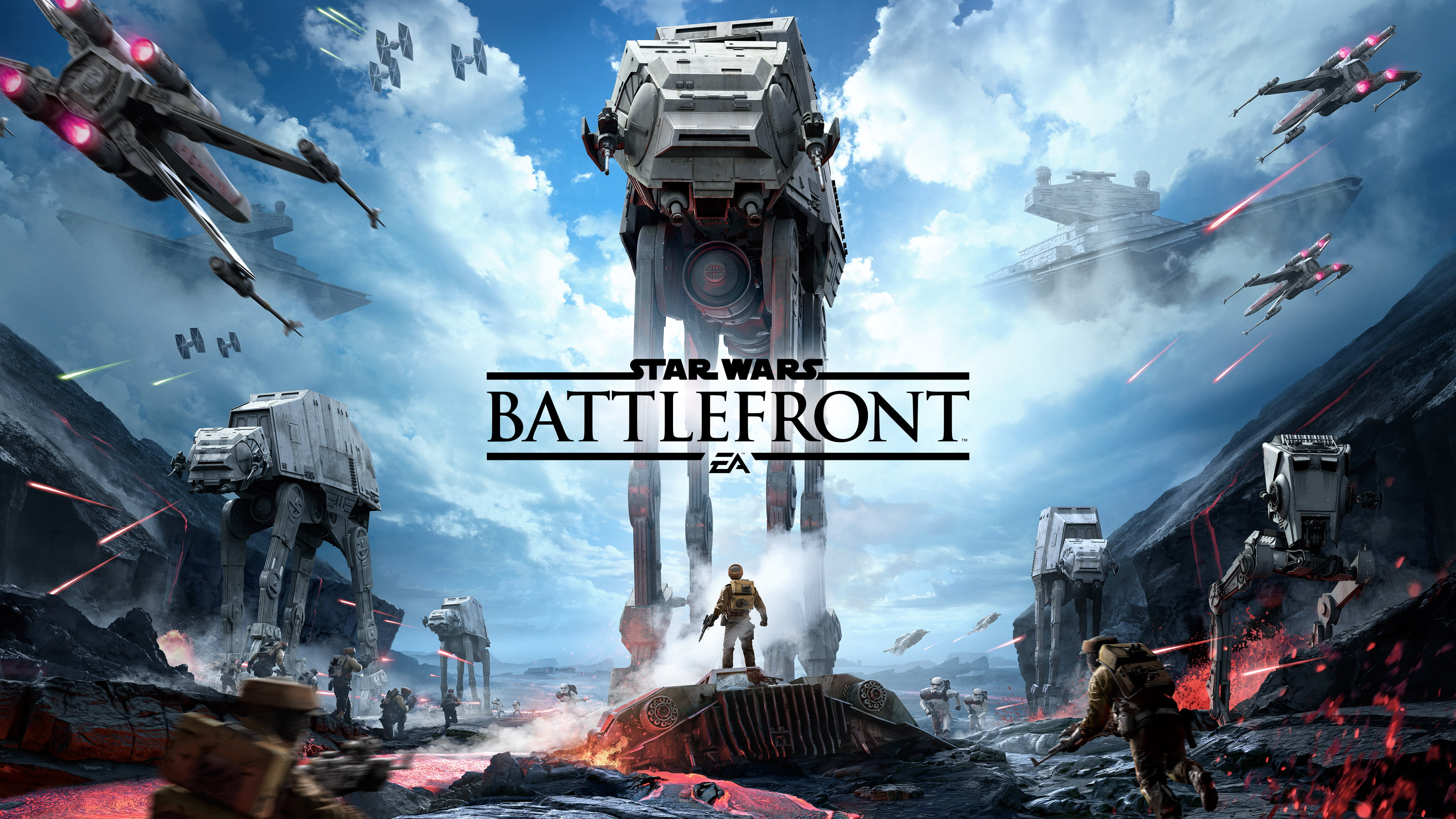 Photo of Darth Beta – Early Thoughts On Star Wars: Battlefront