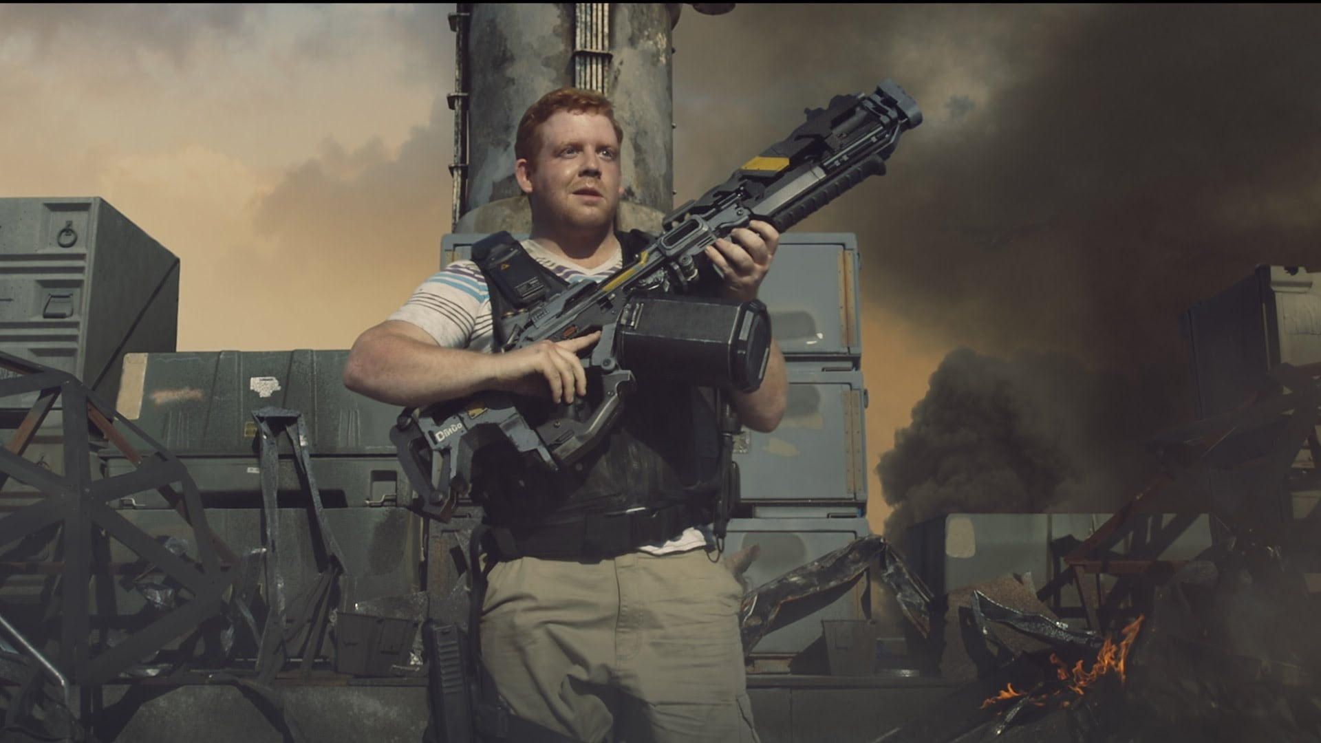 "Photo of Official Call of Duty: Black Ops III Live Action Trailer – ""Seize Glory"""