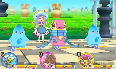 Plushkin designs are cute and fun, but the battle system sure isn't.