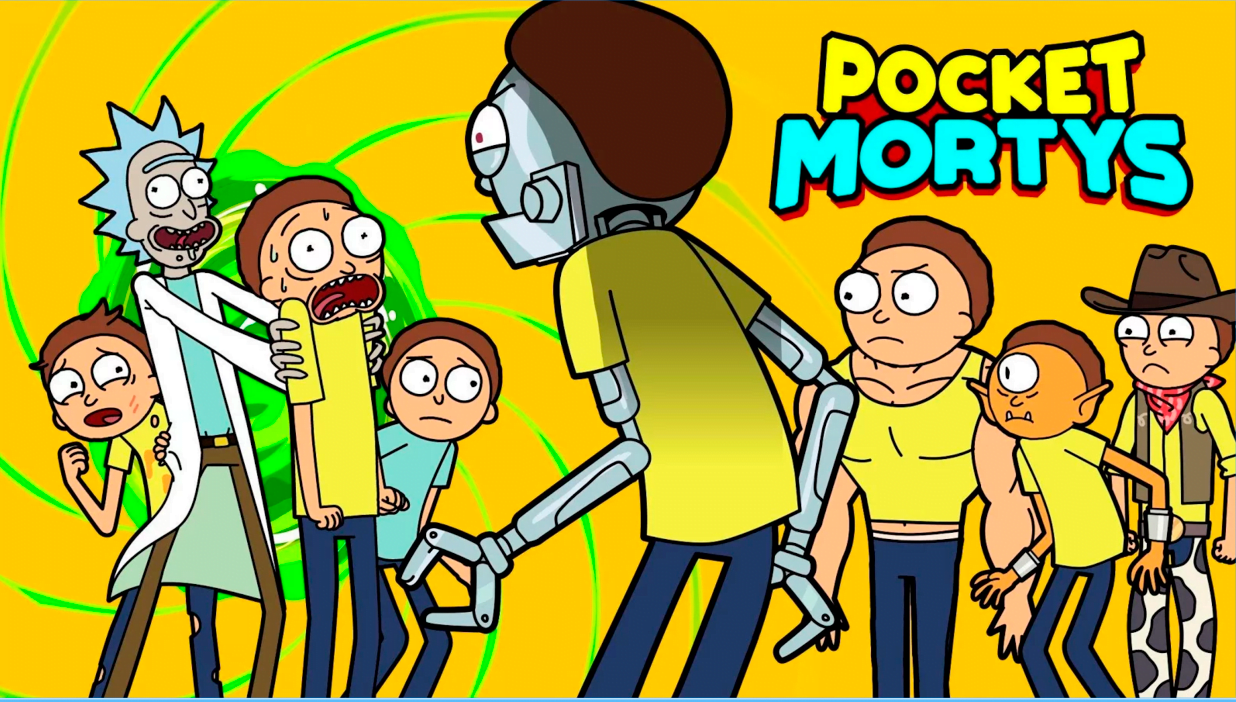 Photo of Time to Get Riggety Riggety Wrecked – Pocket Mortys Review