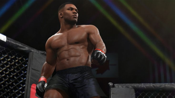 Photo of Mike Tyson to Appear in EA Sports' UFC 2