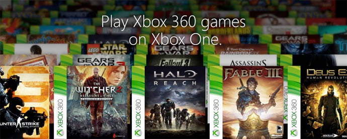 Photo of Microsoft Announces New Backward-Compatible Titles For Xbox One