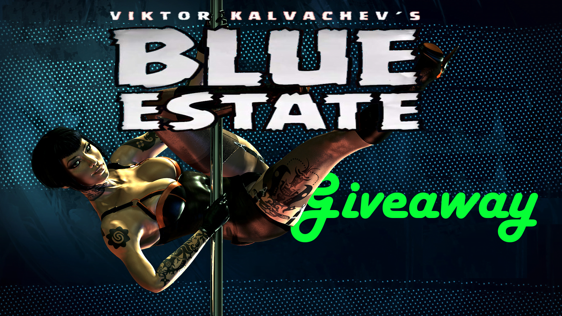 Photo of GIZORAMA Giveaway: Blue Estate