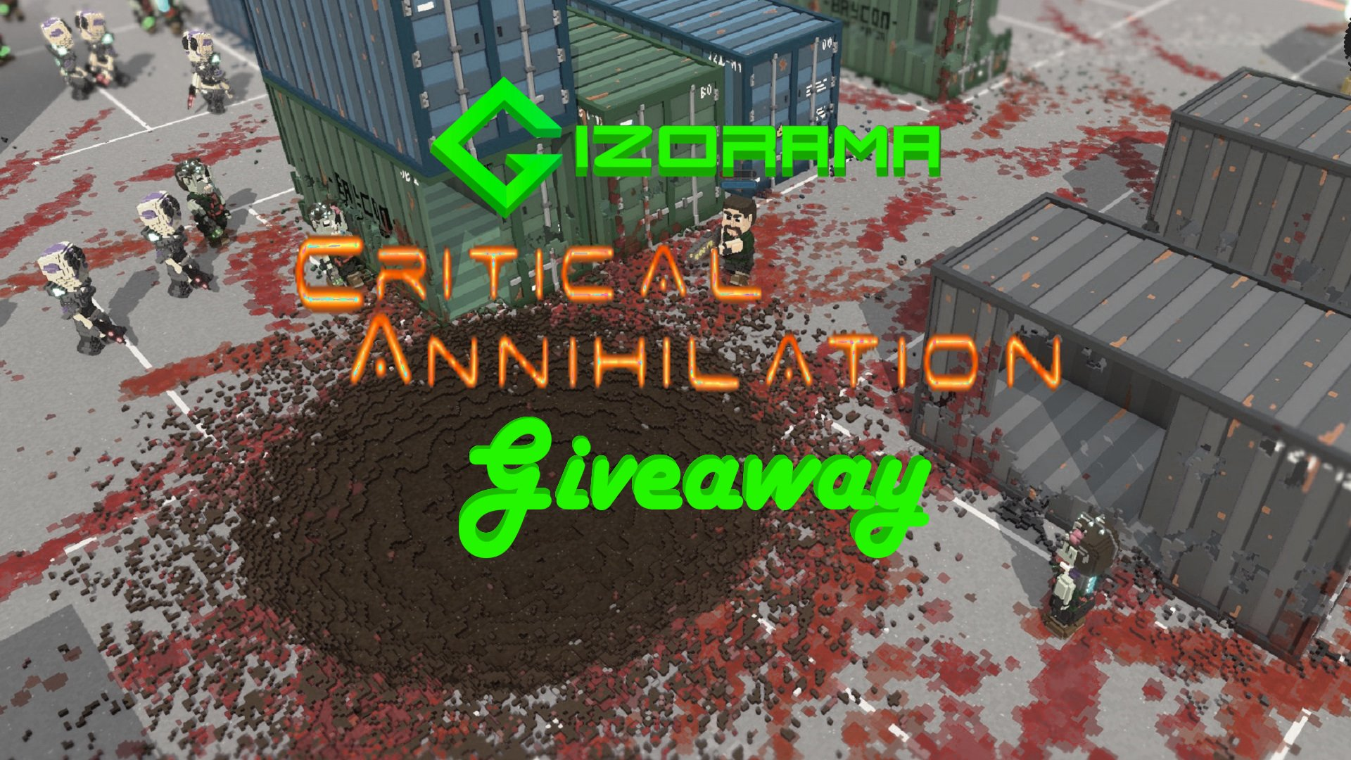 Photo of GIZORAMA Giveaway: Critical Annihilation
