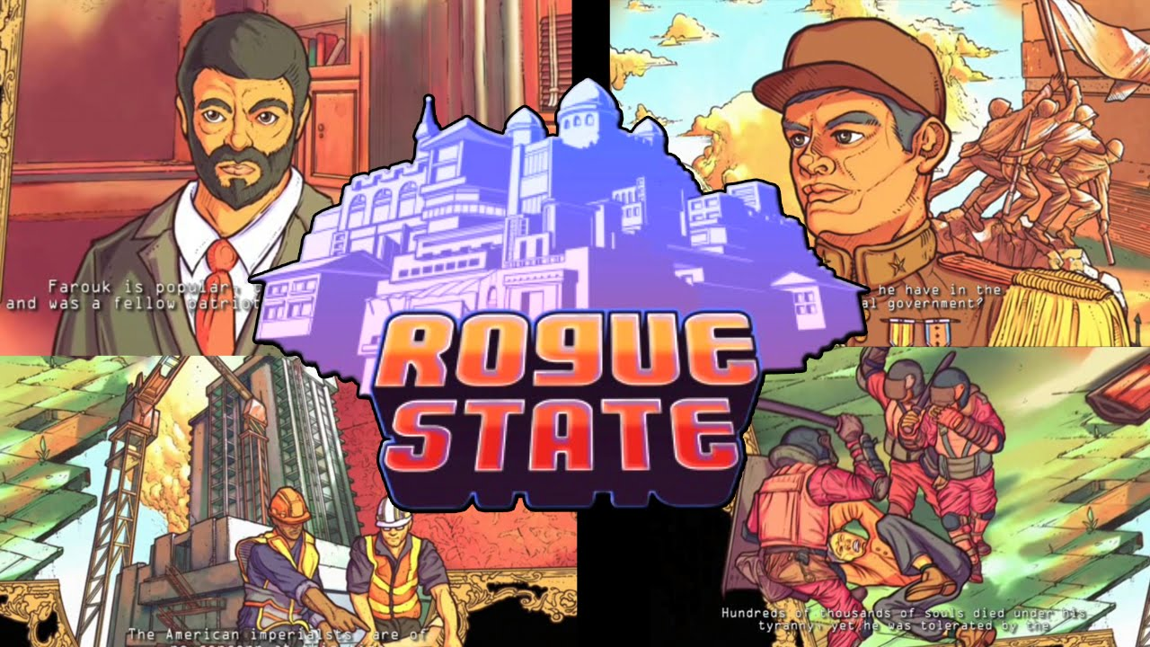 Photo of Waging War With Chickens – Rogue State Review