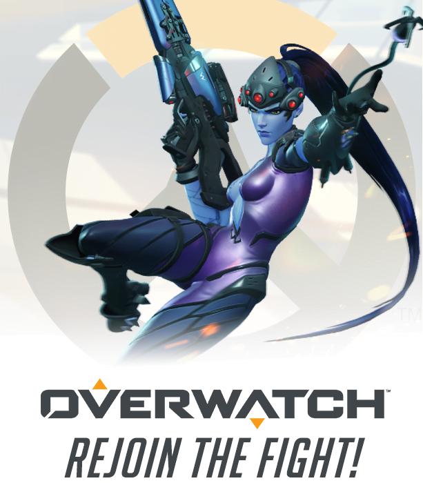 Photo of Return of the Overwatch Beta!