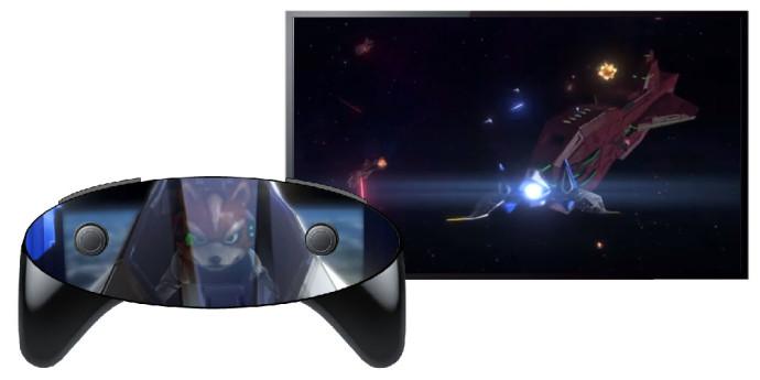 Nintendo NX system artist's rendering