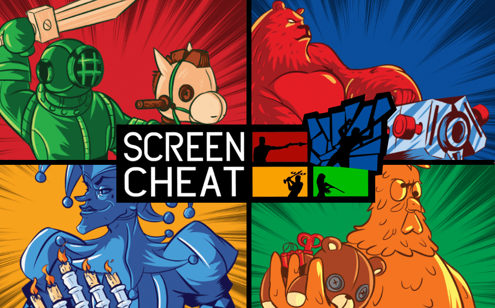 Photo of It's Ok, You Can Look – Screencheat Xbox One Review