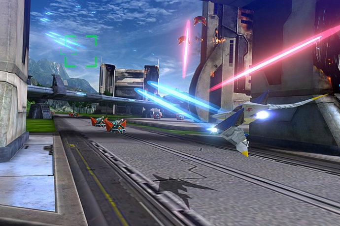 StarFox Zero WiiU Screenshot