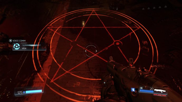 "Sure, there's always been pentagrams, but now they're in HD! The D stands for ""DEMONS""!"