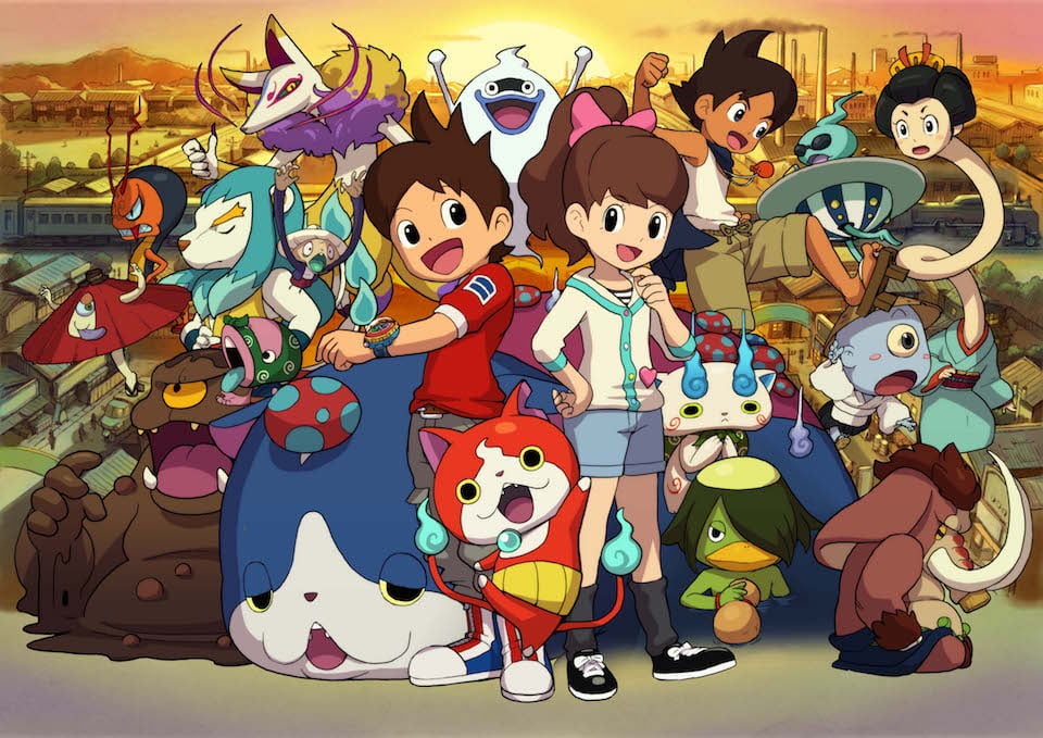 Photo of Yo-Kai Watch 2 Launching This Fall on 3DS