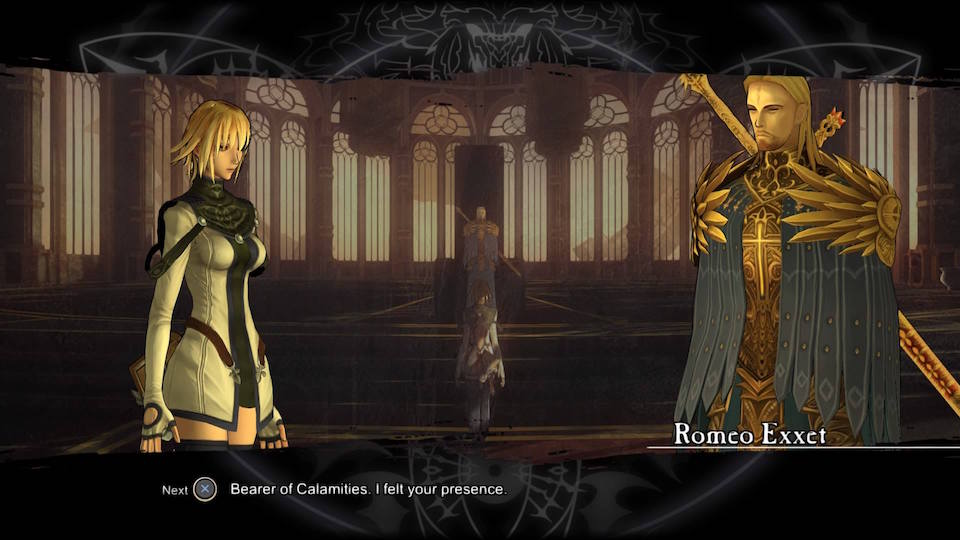 The game does offer some interesting, well-drawn character designs.