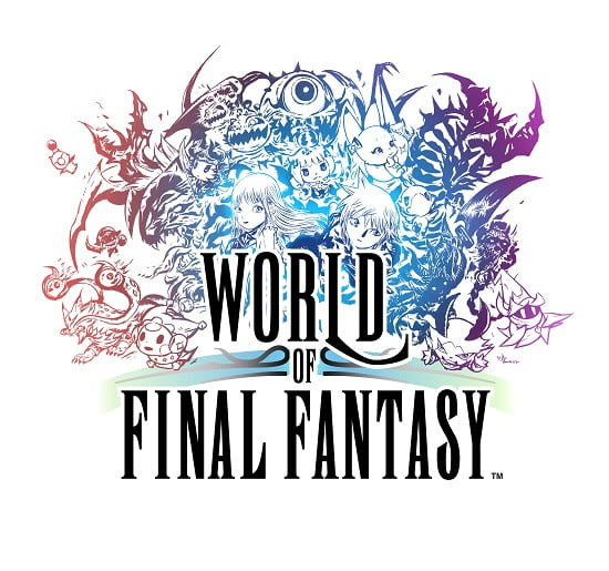 Photo of World of Final Fantasy Collector's Edition Revealed