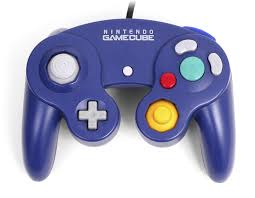 Gamecube controllers were a step in the right direction, but still, but still proved daunting to casual gamers.