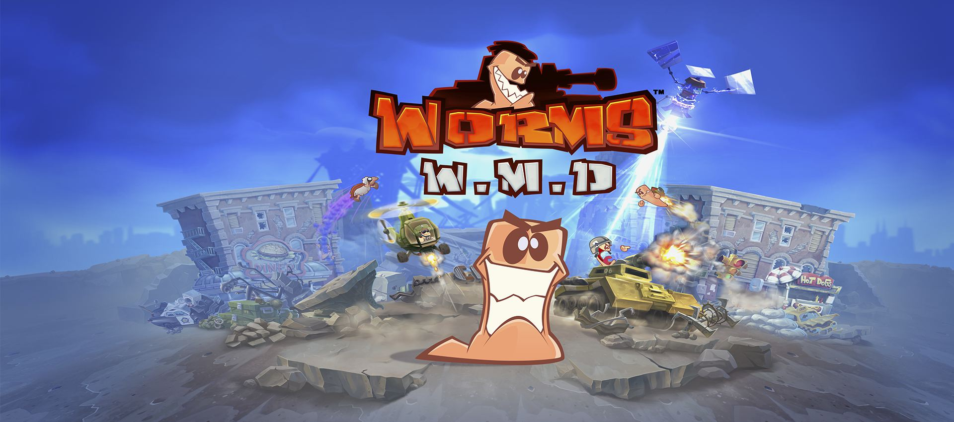 Photo of Reporting for Duty – Worms W.M.D. Review