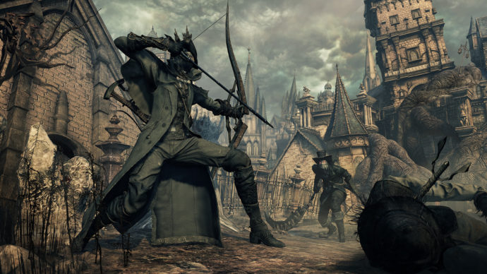 Each person has a story. Each weapon can tell the tale of someone's struggle. How do you fix Yharnam? Why?