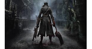 Bloodborne promo art