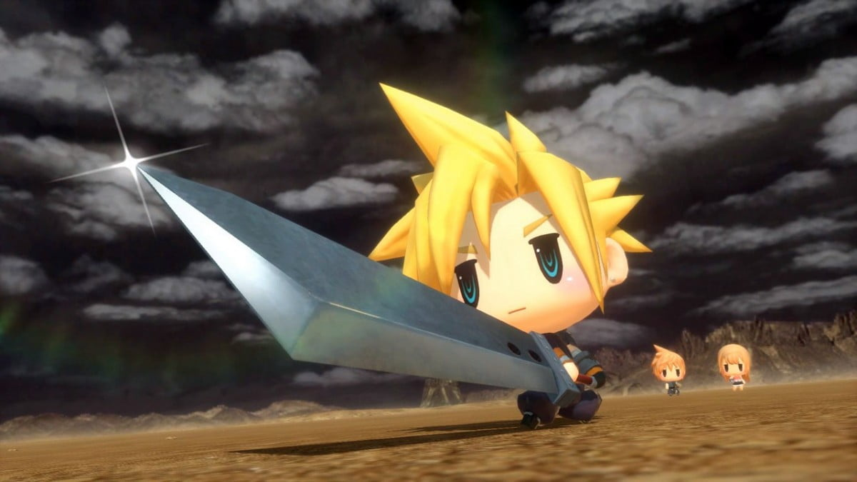 Photo of World of Final Fantasy Demo Coming October 17