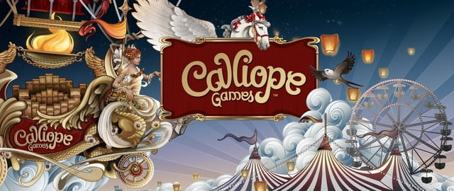Caliope Games set out to make a killer collection of introduction games into the tabletop space.