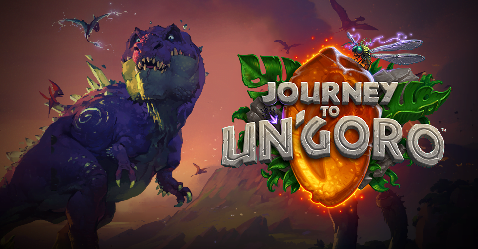 Photo of Hearthstone… Finds a Way – What We Know About Journey to Un'Goro