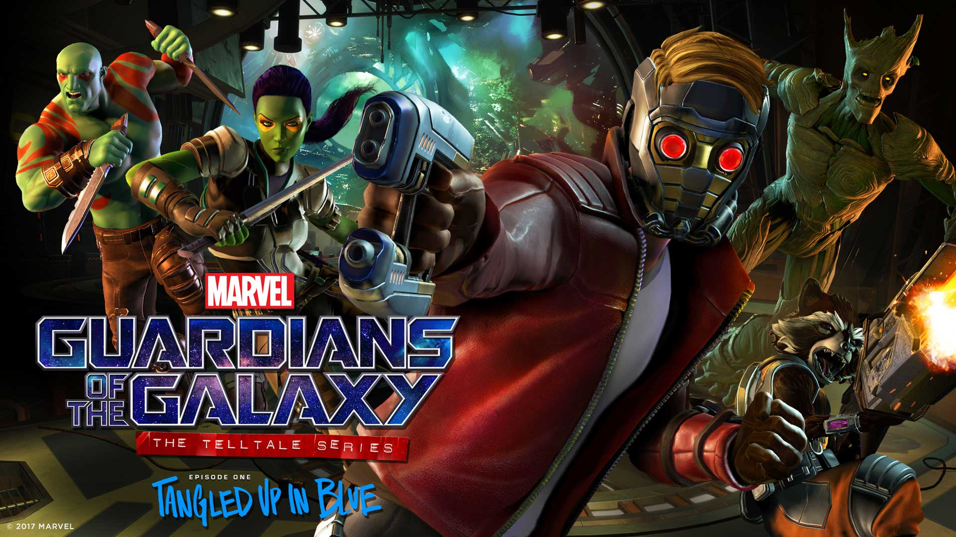 Photo of Telltale's Guardians of the Galaxy Is Launching Next Month