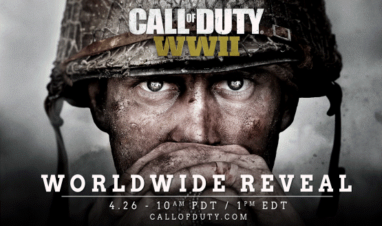 Photo of Call of Duty WWII Officially Announced