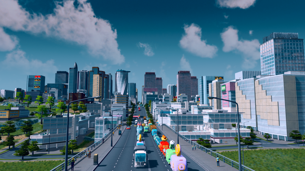 Cities: Skylines Now Available for Xbox One